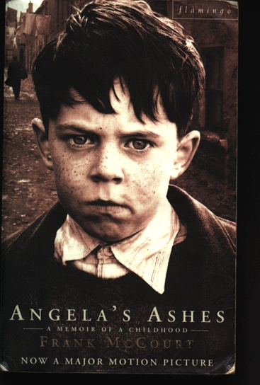 theme essay from angelas ashes by frank mccourt Father and son relationship, angela's ashes essay a  fathers but for frank mccourt having an alcoholic father causes him to grow up with the mentality of being.