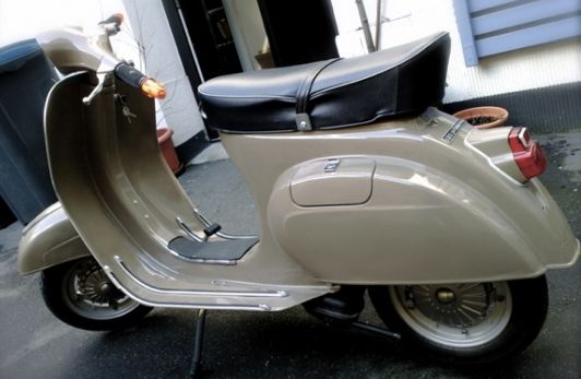 204 Best Images About Vespa In RAL Farben / Colours