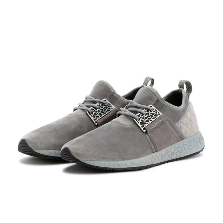 KATSURO GREY SHOES Grey Velour Pussy feeling!! I feel like Pablo, free coupon code, free shipping...can't miss it!!