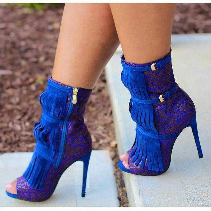 1000  ideas about Blue Heels on Pinterest | Blue high heels Blue