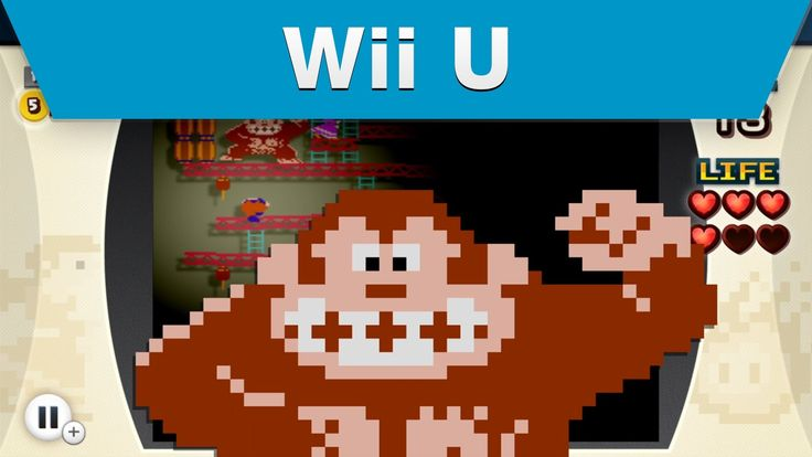 Wii U - NES Remix Trailer.  I'm pretty addicted to this right now.