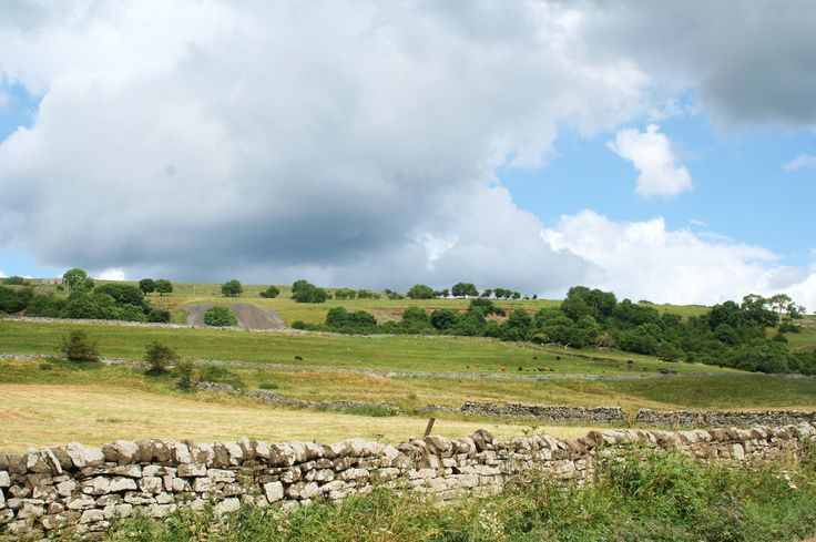This is our beautiful home in Weardale where the journey begins...