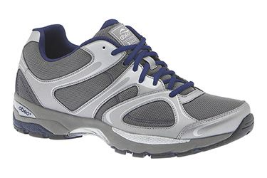 Comfortable workout shoes by ABEO 24/7! Pacer in Pewter