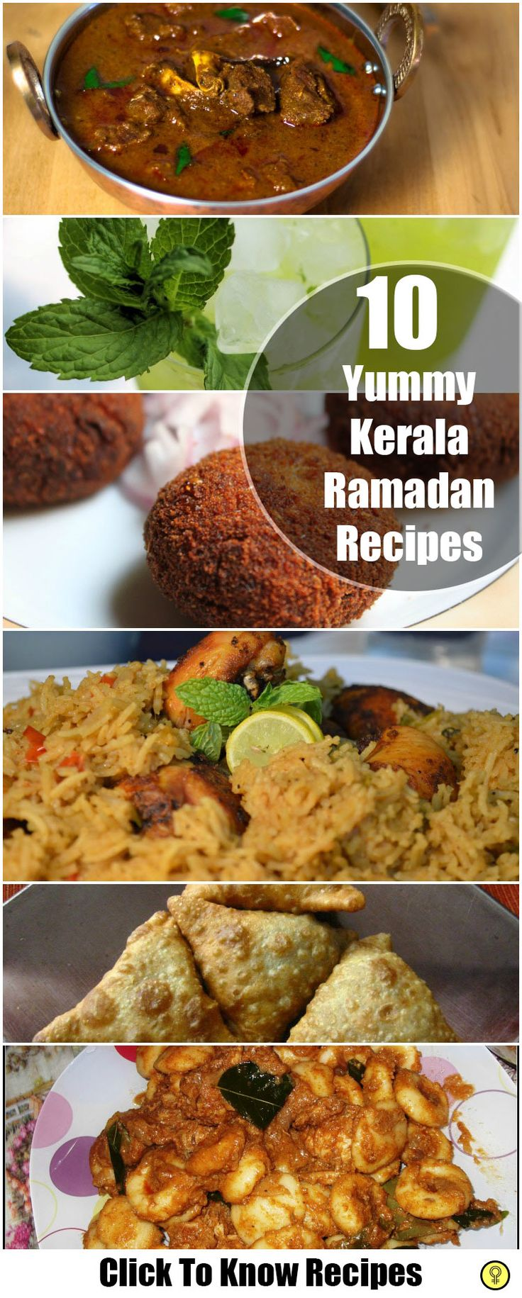 10 Yummy Kerala Ramadan Recipes You Must Definitely Try : Kerala has a significant Muslim population and during Ramadan, the cuisine of the state takes on an exotic look.