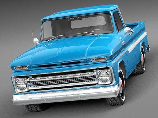 Chevy Vintage Truck