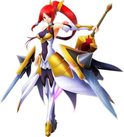 Izayoi the true form of the Sealed Weapon Izayoi