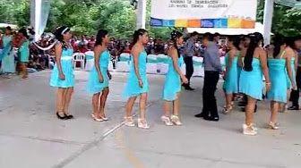 VALS DE GRADUACION, ENTRADA GENERACION 2011-2014 - YouTube