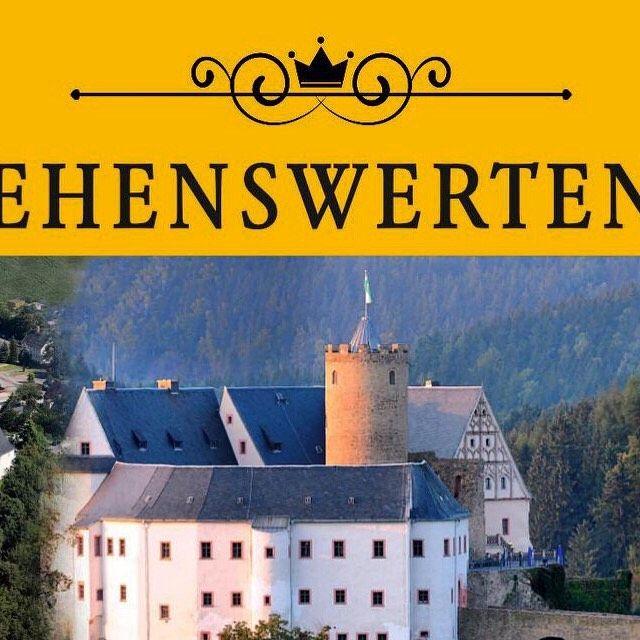 Kommt Mit Auf Entdeckungsreise Auf Instagram Die Sehenswerten Drei Stellen Sich Vor Schloss Augustusburg Burg Scharfenstein Sowie S Novelty Sign Home Decor