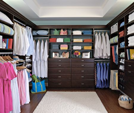 design your own closet then assemble with