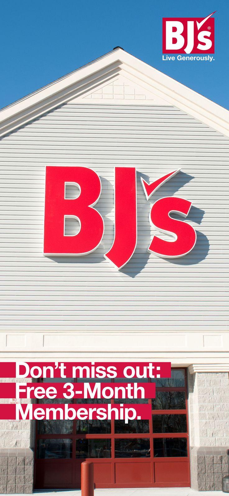 bjs deals april