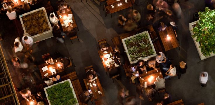 """Favorite """"rooftop"""" bar in SF. It's also a good place for brunch or dinner."""