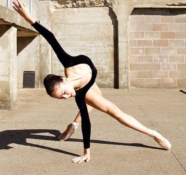 Miko Fogarty Ballet Zaida ♥ Wonderful! www.thewonderfulworldofdance.com #ballet…