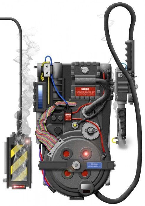 joeghostbuster's Ghostbusters Equipment