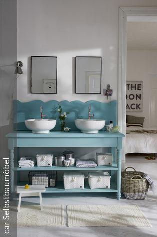 119 best Bad images on Pinterest Bathroom, Bathrooms and - ideen fürs badezimmer