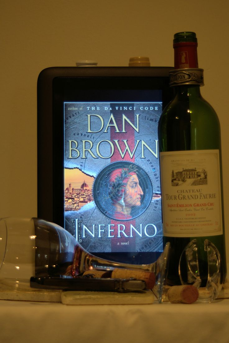 Inferno  A Bottle Of Wine And A Good Dan Brown Ebook