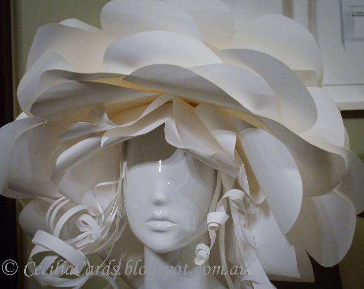 Paper Couture, such a clever idea!