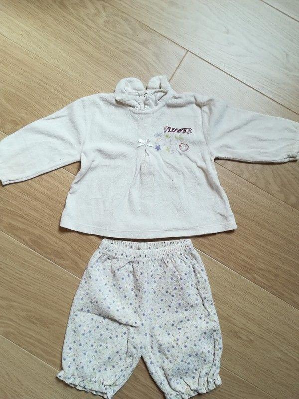 5fa200b085ae5 Pyjama fille 18 mois