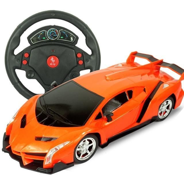 1:16 Electric RC Cars 27cm Gravity induction Remote Control Radio Control Cars Toys Electric toy car For Boys Children Kids Gift