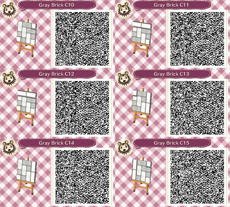 799 Best Animal Crossing Images On Pinterest Qr Codes