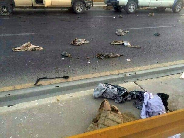 IRBIL, IRAQ: INSURGENTS THREAT WITH TAKE BAGHDAD.