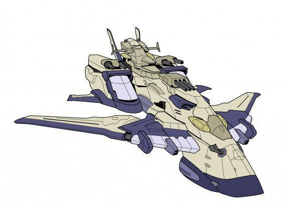 gundam space stations - photo #32