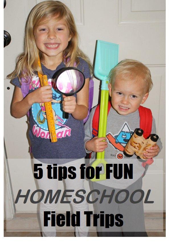Tips for Homeschool Field Trips