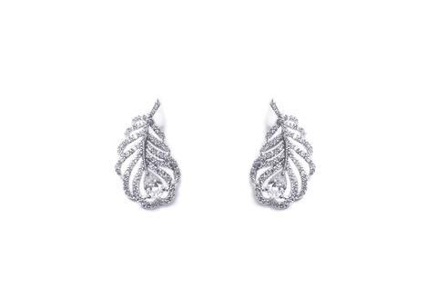 Ivory & Co Long Island Earrings