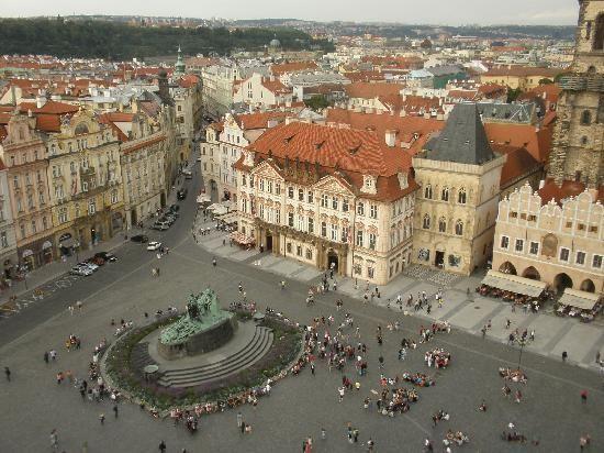 3jours à Prague