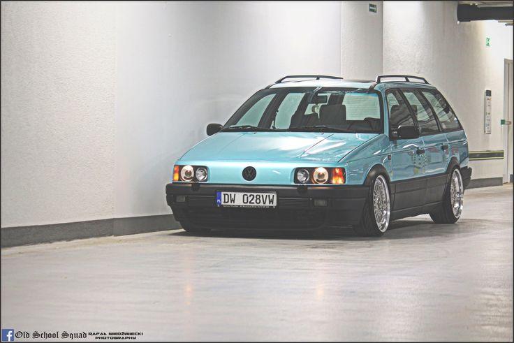 VW Passat (35i) Variant / Picture by Rafał Niedźwiecki Photography