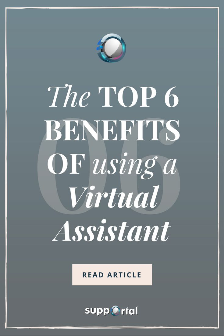 """Are you at the point in your business where you feel like you need to bring someone else on board? This is great news, your business is growing which means you can no longer cover everything not alone anyway. This is the perfect time to start thinking about working with a Virtual Assistant. The first thing you will want to know is """"What are the benefits of using a VA"""" well we have the answer for you…"""