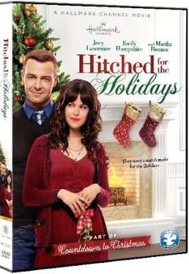 Movie Treasures By Brenda: Hallmark Christmas Movies (2012) - Hitched for the Holidays.