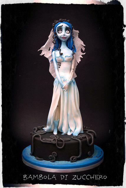 The bride's corpse - La sposa cadavere |