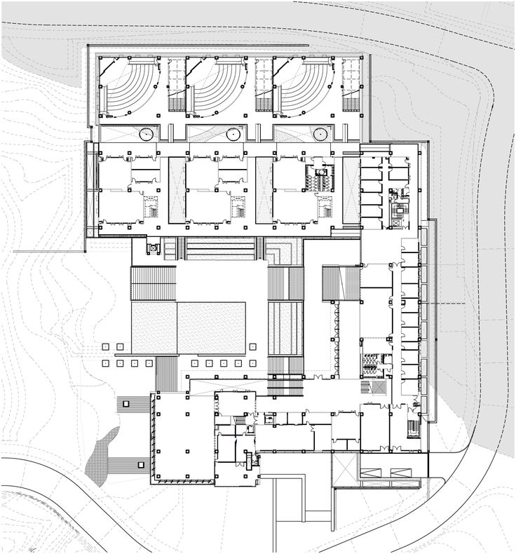 Instituto de Artes Liberales Dharma Drum / KRIS YAO | ARTECH