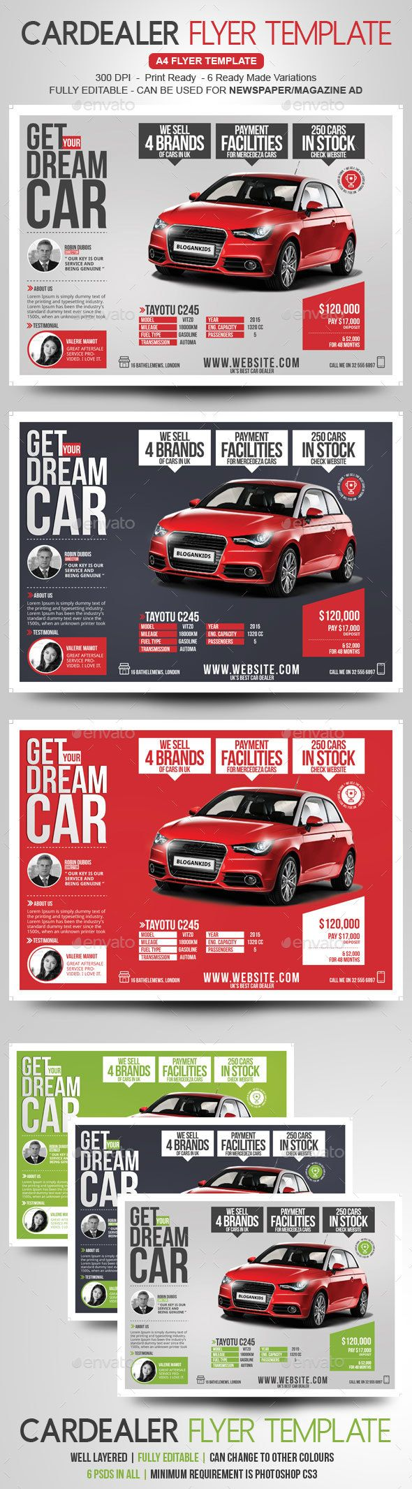 25 best ideas about Ad car – Car Ad Template