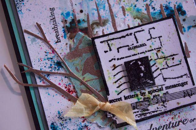 PaperArtsy: NEW PaperArtsy Products {Eclectica³ Sara Naumann} by Sara Naumann