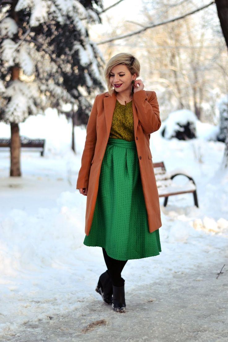 Colorful in this winter wonderland: LA BOHÈME