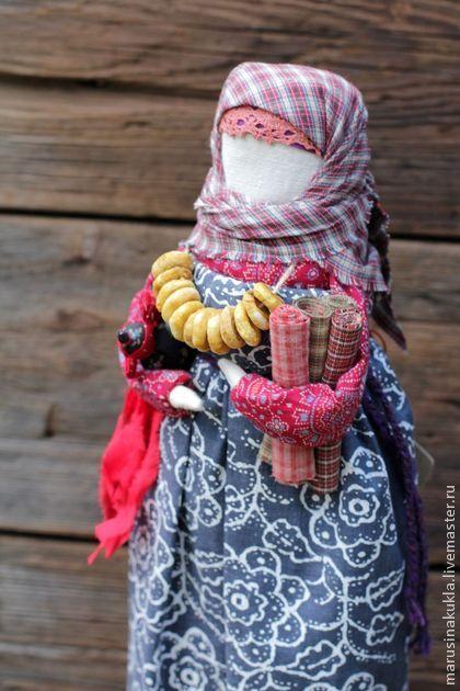 "Народные куклы ручной работы. Ярмарка Мастеров - ручная работа Кукла ""Хозяйка"". Handmade."