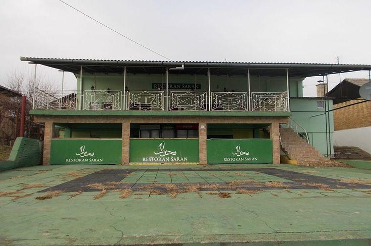 Na obali reke Tise -restoran Šaran