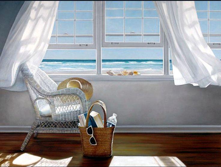 Karen Hollingsworth (oil, canvas) High seasons