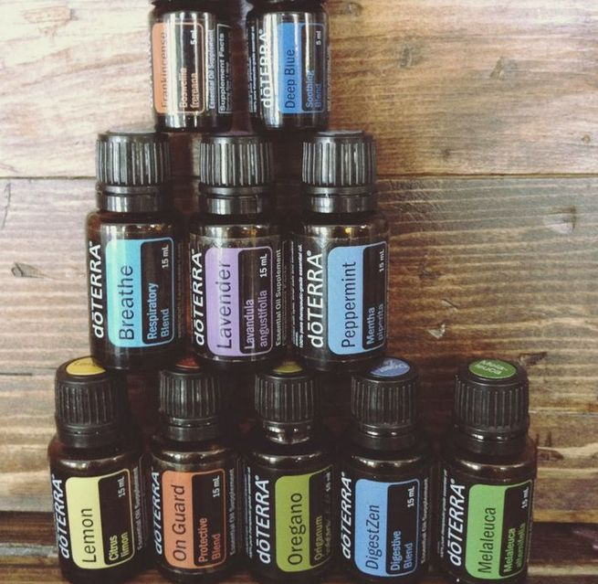 ways to use the top 10 essential oils