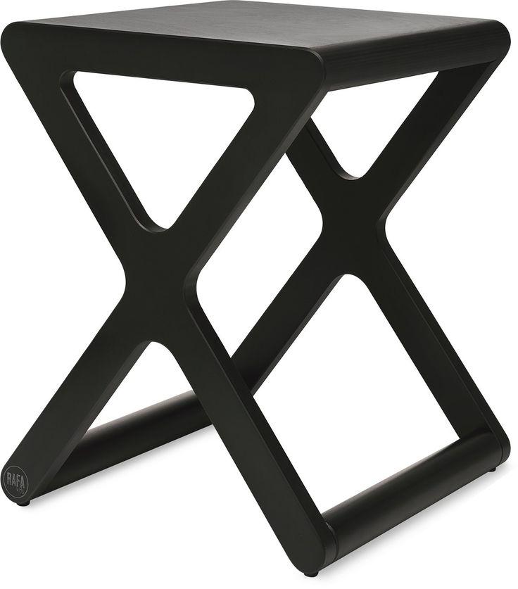 Rafa Kids Schreibtisch Stuhl Schwarz