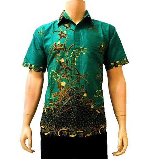 katalog batik modern yang merupakan model baju terbaru