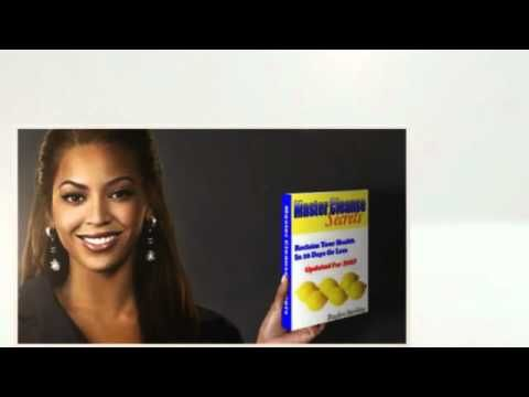 Master cleanse directions - http://www.youtube.com/watch?v=PnXGmqk7gjc