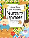 This is a comprehensive set of printables with a Nursery Rhymes theme for preschool and pre-k.