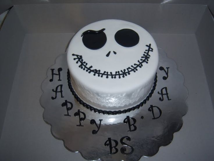simple halloween cake decorating ideas