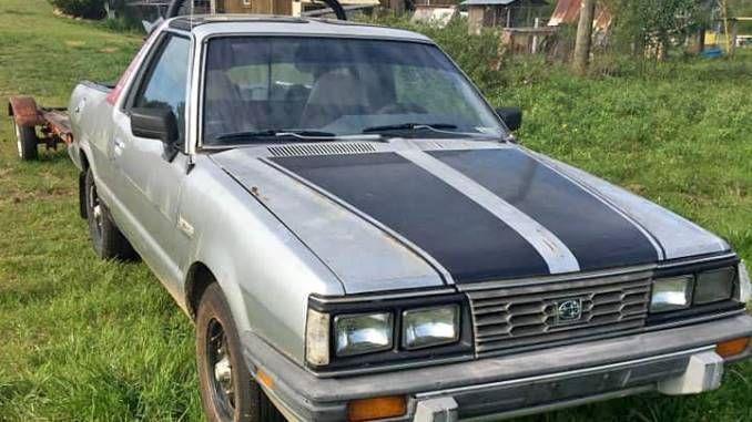 1985 Manual In Moreland Ga In 2020 Subaru Vintage Camper New Tyres