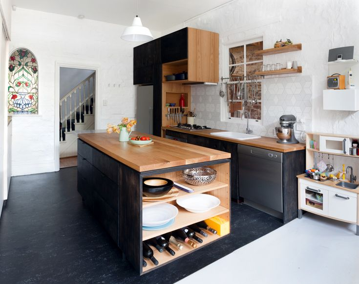Kitchen – Bell St, Fitzroy | Alex Rains Furniture : Custom Furniture Melbourne : Custom Furniture Designs