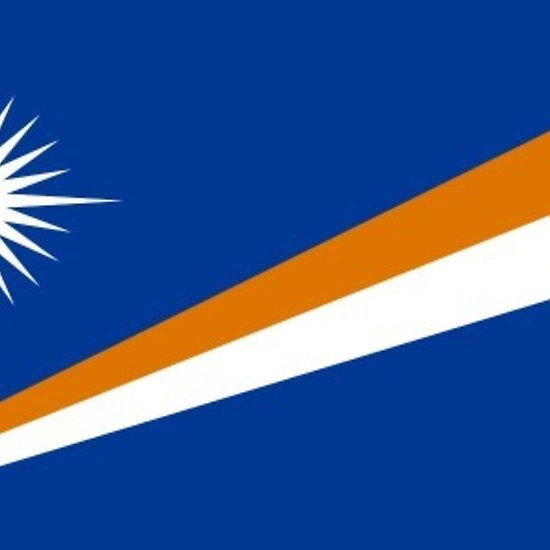 Marshall Islands Flag Stickers
