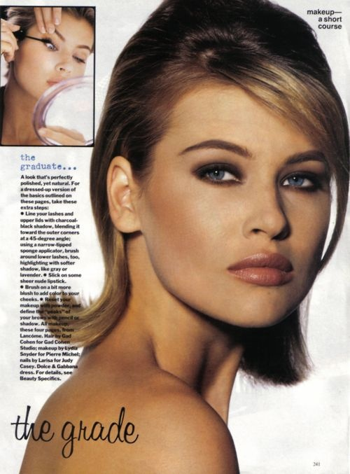 haircut places for me 95 best 1990s make up amp hair images on 2236