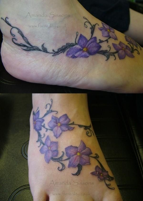 17 best ideas about violet tattoo on pinterest pansy tattoo tiny tattoo and delicate flower. Black Bedroom Furniture Sets. Home Design Ideas